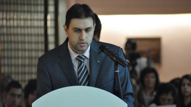 Димитър Владимиров досега заемаше поста главен секретар на ДАБЧ