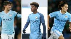 Това са трима от най-скъпо продадените футболисти, минали през школата на Сити. Ще съжаляват ли в клуба за някой от тях?