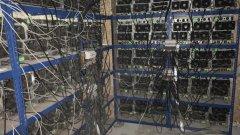 В шахтата е намерен оголен кабел