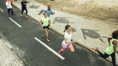 Има няколко основни неща, без които не можем да бягаме. Комфортен екип, удобни обувки,  мотивация и готин маршрут.