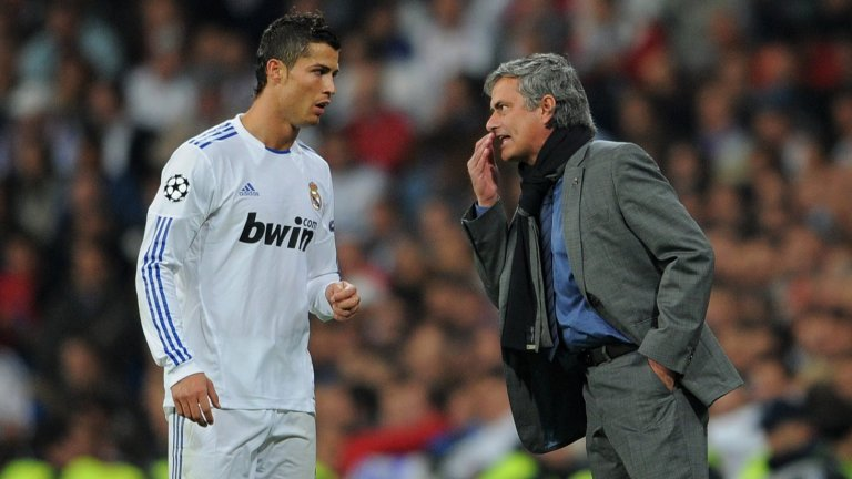 """""""Роналдо за малко да се разплаче. Щеше да скочи на Моуриньо. Само намесата на играчите предотврати боя"""""""