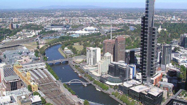 2. Мелбърн (Австралия) - общ рейтинг 98.4 от 100