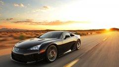 LFA е новият топмодел на Lexus, който трябва да спечели сърцата на купувачите