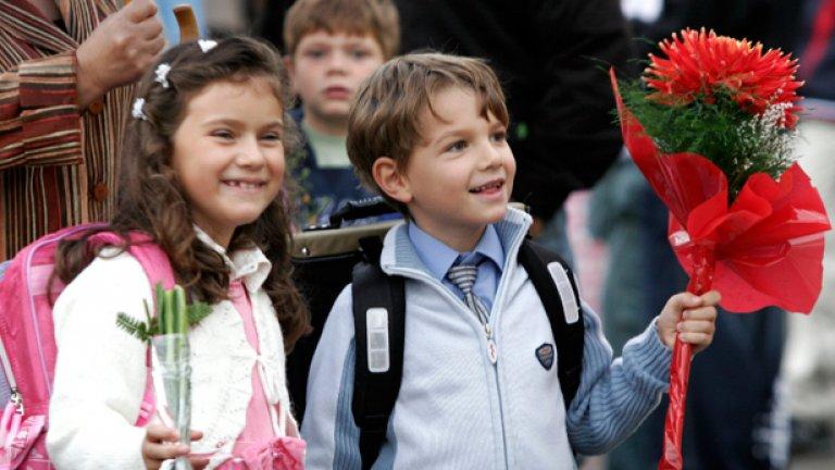 Водещ критерий в приема за първи клас ще бъде близостта на училището до постоянния или настоящия адрес на родителя.