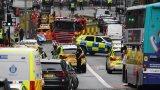 Нападателят е убит при полицейската акция, съобщават още властите