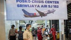 """Самолетът е модел """"Боинг 737-500"""" и е на около 24 години, в добро техническо състояние"""