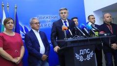 Лидерът на ДПС не смята, че Делян Пеевски е повлиял на изборните им резултати
