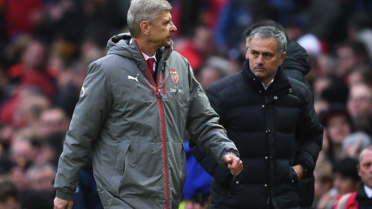 Арсенал посреща Манчестър Юнайтед в директен сблъсък за битката за топ 4...
