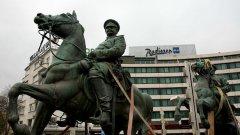 Александър II поставя една резолюция върху писмото на българския екзарх Антим I: Да се освободи България!