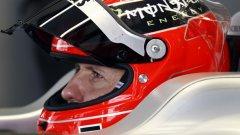 Михаел Шумахер никога няма да си върне формата, според източника на The Independent