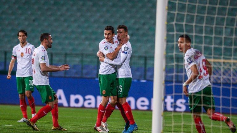 Гол от статично положение ни донесе първа победа над Чехия в историята