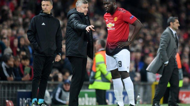 """В играта на Юнайтед не липсваха позитивни неща, но нападателите отново разочароваха при домакински мач в Европа. Всъщност този сезон в Шампионската лига отборът има само един гол на """"Олд Трафорд"""" и той беше дело на Маруан Фелайни срещу Йънг Бойс през ноември"""