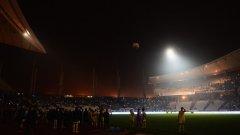 """По време на срещата между Бешикташ и Тотнъм на два пъти спря тока на стадион """"Кемал Ататюрк"""""""