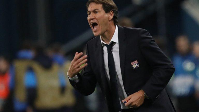 Руди Гарсия е най-слабият треньор в историята на Шампионската лига