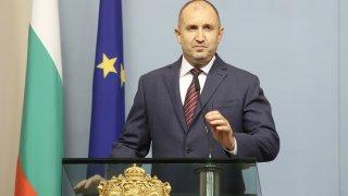 """Според президента промените в ИК са """"удар върху правната конструкция на нашата държава"""""""