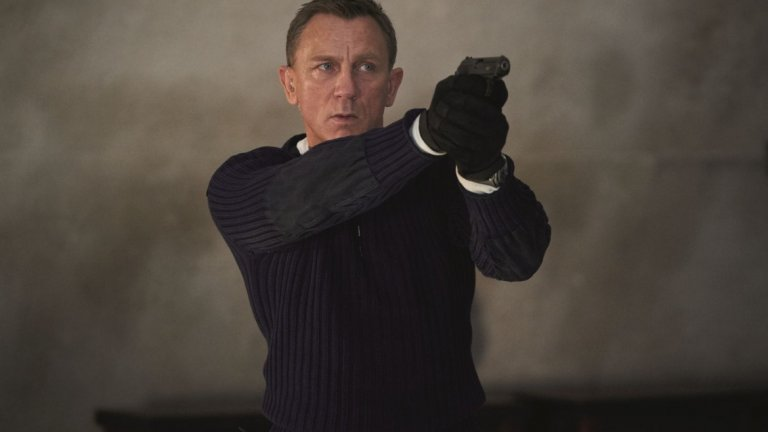 """James Bond: No Time to Die   Даниъл Крейг за последен път влиза в елегантния костюм на Агент 007 и това е достатъчна причина да очакваме с нетърпение """"Смъртта може да почака"""". Този път Джеймс Бонд ще бъде изправен срещу мистериозен злодей, който ще бъде изигран от Рами Малек. Агентът обаче ще срещне и много стари познайници, сред които д-р Маделин Суон (Леа Сейду), младият Q (Бен Уишоу) и вече сразения Блофелд (Кристоф Валц). Възможно е и още тук да видим представянето на новия Джеймс Бонд, а премиерата за България е на 10 април."""