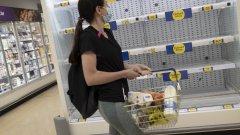 Недостигът на храни и важни продукти и липсата на достатъчно персонал може да съсипе коледния сезон за Обединеното кралство