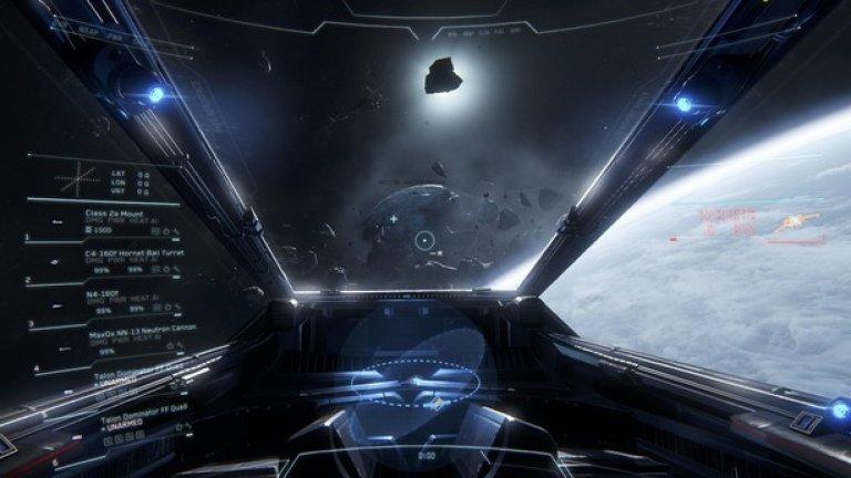 През юни 2014 г. беше издаден ранен сегмент от играта, предлагащ космически битки с все още доста проблеми и бъгове в тях