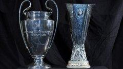 Двата големи европейски турнира вероятно ще бъдат прекъснати.