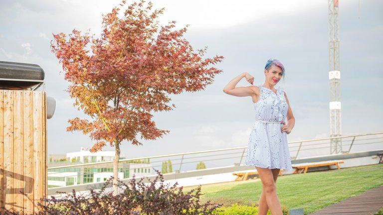 Адриана Ангелова-Адри: Вече разбирам фитнес маниаците