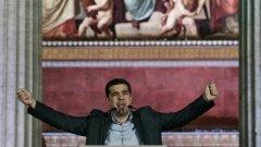 Ново 20 от Алексис Ципрас - пускане на трета спасителна програма за Гърция