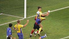 Помните ли този гол на Златан срещу Италия?