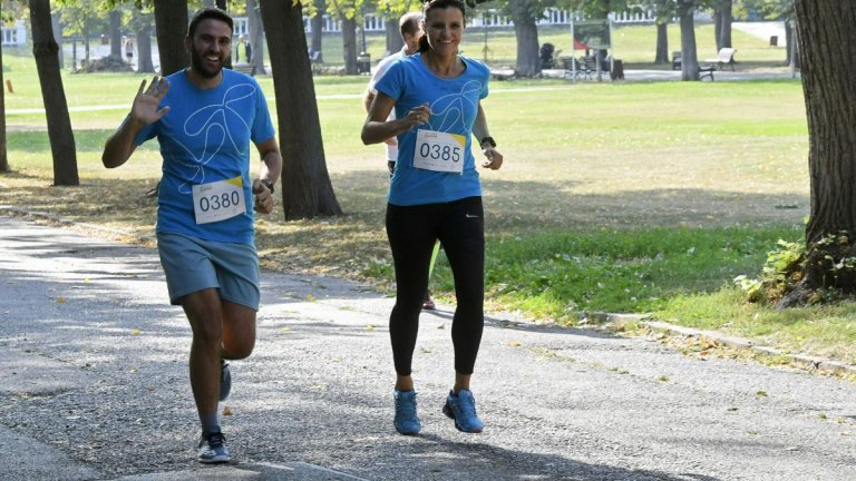 Теленор подкрепи Run2Gеther 2020 за трета поредна година