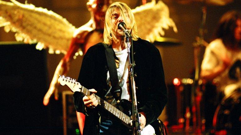 Nirvana - Stay Away В този ред на мисли, песента на Nirvana е повече от добро предупреждение към околните.
