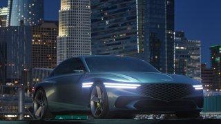 Остава въпросът дали концептуалният автомобил ще стане реалност