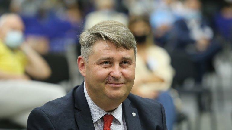 Той ще довърши мандата на прокурор Даниела Машева, която стана зам.-главен прокурор