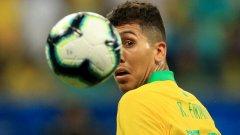 Два от головете на Бразилия бяха отменени заради Роберто Фирмино