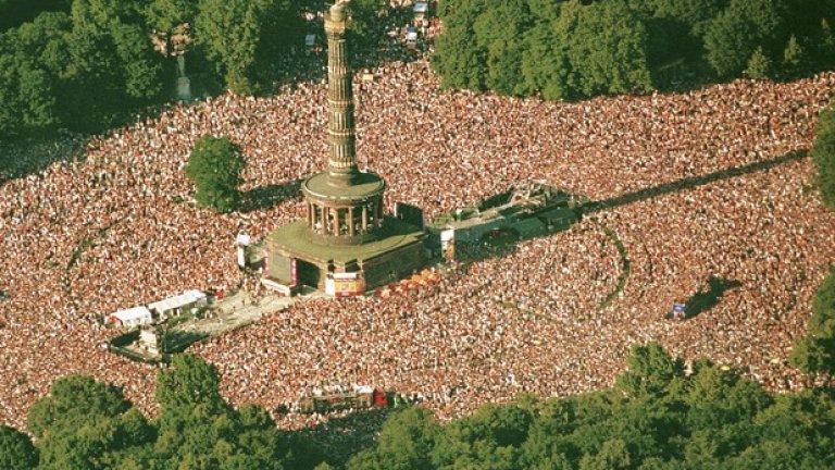 Някои от най-нагъчканите концерти в историята ще запомним завинаги - и не задължително с добро. Вижте най-посещаваните шоута ever - както и най-смъртоносните от тях