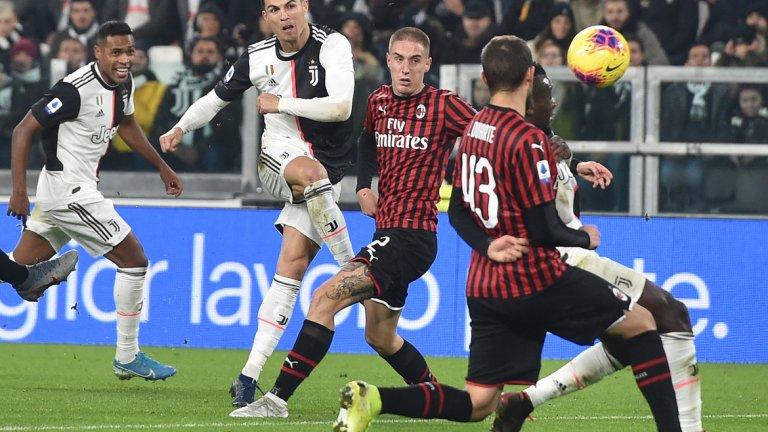 Лоша новина за Милан е и че заради получените картони, Златан Ибрахимович и Тео Ернандес няма да могат да играят в реванша