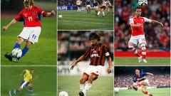 Санти Касорла е един от много малкото футболисти, които могат да използват еднакво добре и двата си крака