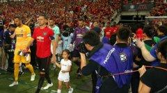 Юнайтед записа трета победа в третата си лятна контрола. Най-сериозната до момента.