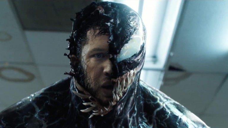 Venom: Let there be Carnage Премиера: 25 юни Вселена: Вселена на Sony с герои на Marvel  Том Харди се завръща в ролята на разследващия журналист Еди Брок. В първия филм той се сблъска със симбиота - извънземен организъм, който живее в тялото на приемника си (в случая Еди) и му дава специални способности. Вече намерил покой със собствения си симбиот, Брок/Венъм ще трябва да се изправи срещу опасен противник, който разполага със същите сили - серийния убиец Клетъс Касиди (Уди Харелсън).