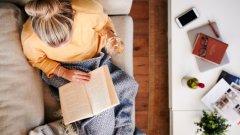Четенето се превърна в метафора за онова, което най-много ни липсва днес: време