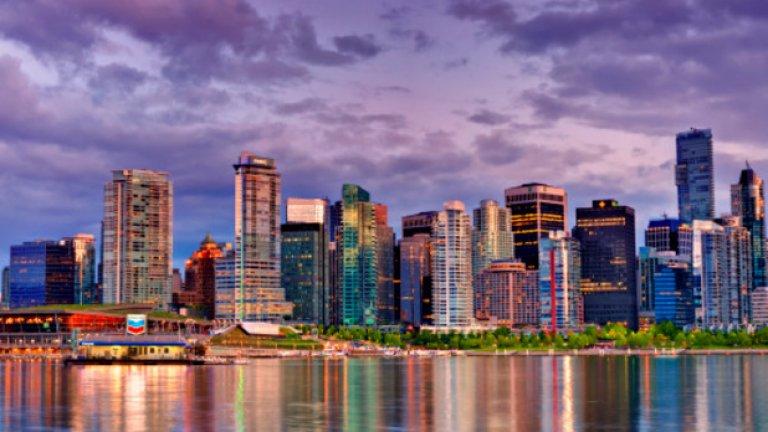 6. Ванкувър (Канада) - общ рейтинг 97.3 от 100