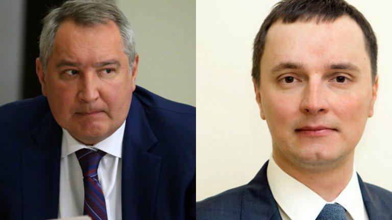 """Алексей Рогозин - син на бившия вицепремиер Дмитрий Рогозин  Синът на Рогозин е вицепрезидент на Обединената авиостроителна корпорация (ОАК) - държавна компания, която обединява най-големите самолетостроителни предприятия на Русия, включително РСК МиГ, """"Сухой"""", """"Илюшин"""", """"Туполев"""", и др. По-рано младият Рогозин работи в отдела по имотните въпроси на Министерството на отбраната."""
