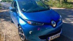Renault ZOE е всичко това, което мечтаем да караме