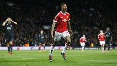 Маркъс Рашфорд се превръща в новата звезда на Манчестър Юнайтед