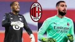 Милан договори вратаря на френския шампион, Донарума е пътник