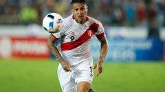 Паоло Гереро ще може да носи капитанската лента на Перу на Мондиал 2018