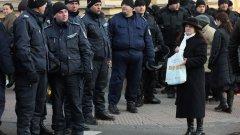 Няма информация за присъствието на чуждестранни граждани сред проверените по време на учението