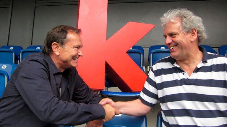 30 години по-късно двамата се помиряват. Извинението и подадената ръка от Зигман са приети от Линен, когато двамата се срещат отново лице в лице.