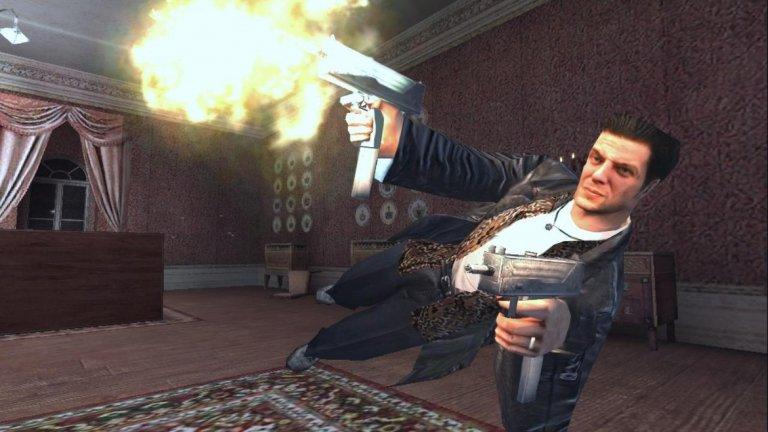 """Max Payne Mobile (iOS/Android)  Max Payne Mobile е пълноценен порт на класическия екшън от 2001 г., който популяризира т.нар. bullet time ефект в игрите, след като """"Матрицата"""" даде началото на този визуален феномен. Max Payne бе първата игра, която успешно овладя тази механика, позволявайки ви да забавите времето и да елиминирате всички врагове на екрана в един брутален танц на смъртта.   На тъчскрийн дисплея екшънът от трето лице понякога е труден да управление, но дизайнът на нивата определено е остарял по-добре, отколкото при повечето двайсетинагодишни игри, а историята за любов и отмъщение е вечна."""