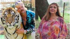 Според съда в Оклахома Екзотик е приписал неправомерно парцела на майка си