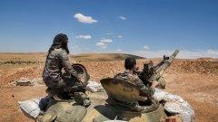 Климатичните промени са фактор в сирийската война