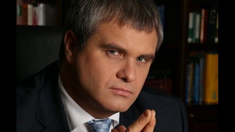 """Роман Путин оглави партията """"Народът срещу корупцията"""" само месец, след като стана неин лидер"""
