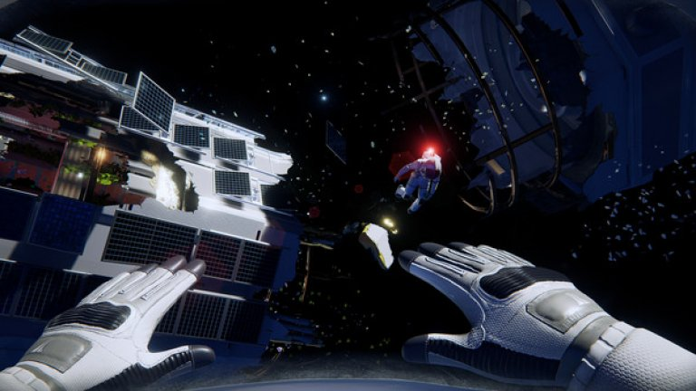"""Сравняват Adr1ft не само с """"Гравитация"""". Феновете на """"2001: Космическа одисея"""" също намират достатъчно прилики"""